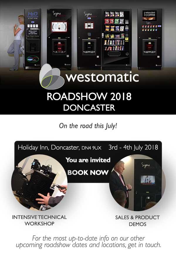 doncaster roadshow invite