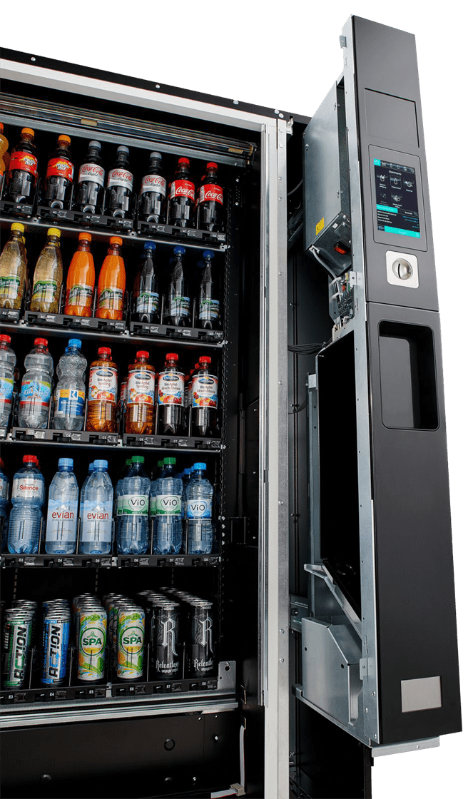 How Does a Vending Machine Work? - Westomatic Vending Services Ltd