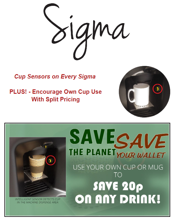 Sigma Cup Sensor information for Earth and H20 Blog