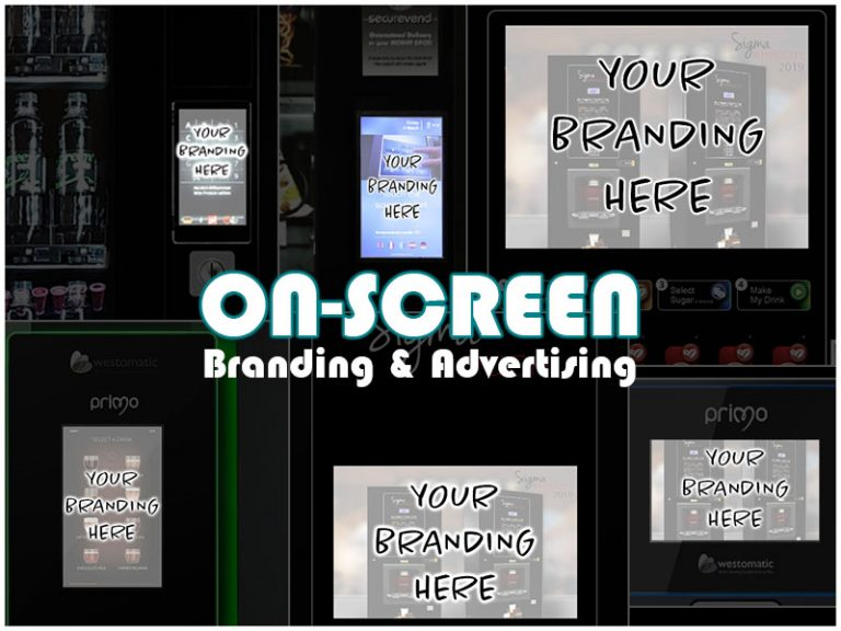 On Screen Branding and Advertising Header Image