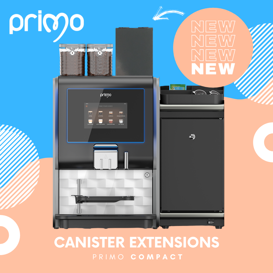 Westomatic Primo Canister Extensions NEW