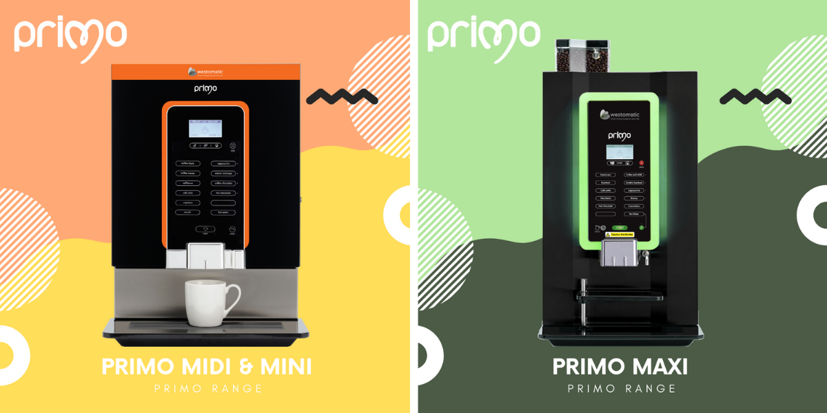 Westomatic Primo Range Blog