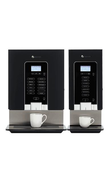 Instant tabletop vending machine