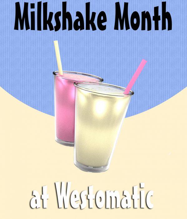 retro milkshake small